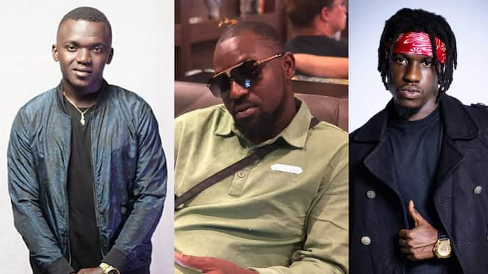 Kumerican rappers drop'mad' diss songs for Yaa Pono after he dissed Shatta Wale