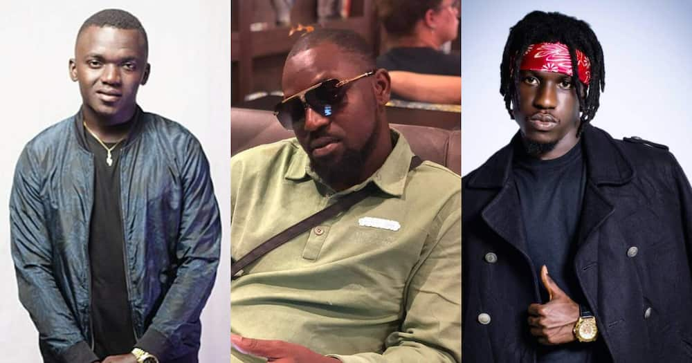 Kumerican Stars Phrimpong, King Paluta Drop Diss Songs On Yaa Pono After He Dissed Shatta Wale, Others