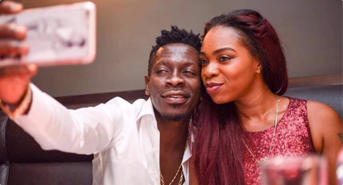 'She loves my island' - Shatta Wale and Michy get cozy in new video