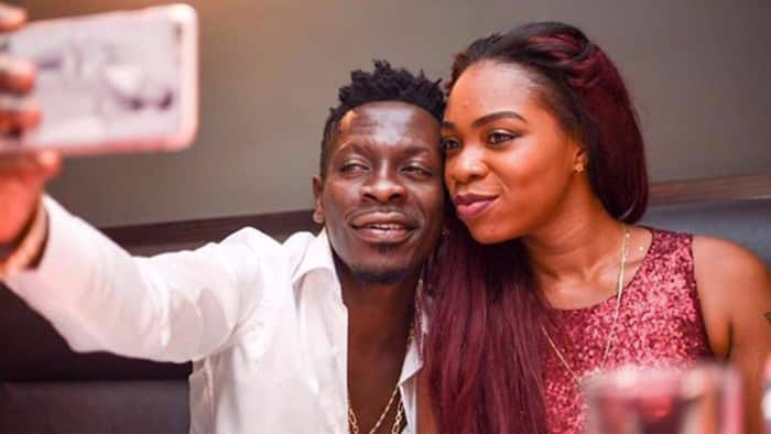 We are tired of you - Angry Shatta Wale fans tell Michy following her latest comments about him