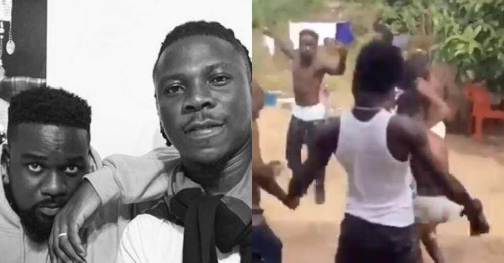 6 rib-cracking comments from Ghanaians regarding Stonebwoy & Sarkodie's saga