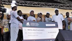 ICGC donates GHC 200,000 to improve mental health care delivery in Ghana