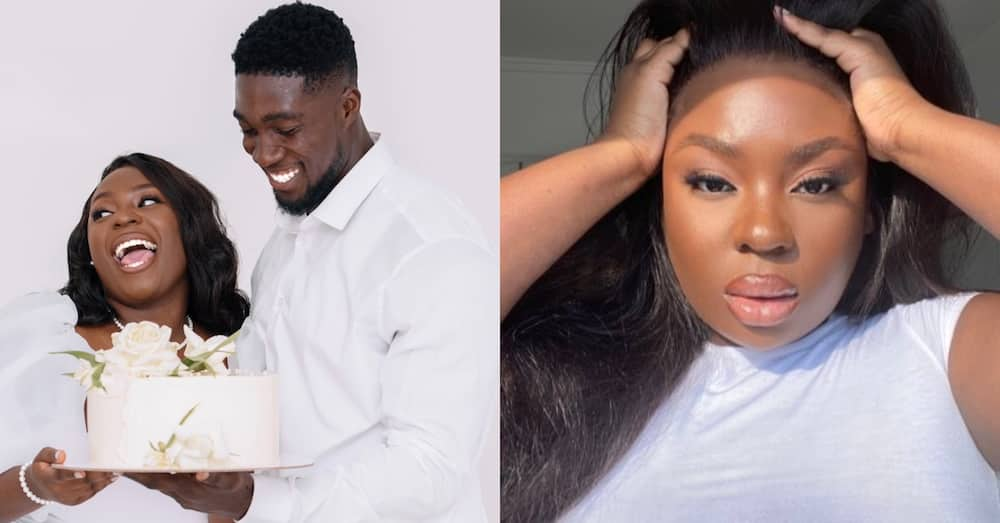 How it started & how it's going - Lady shares how she found lover in DM