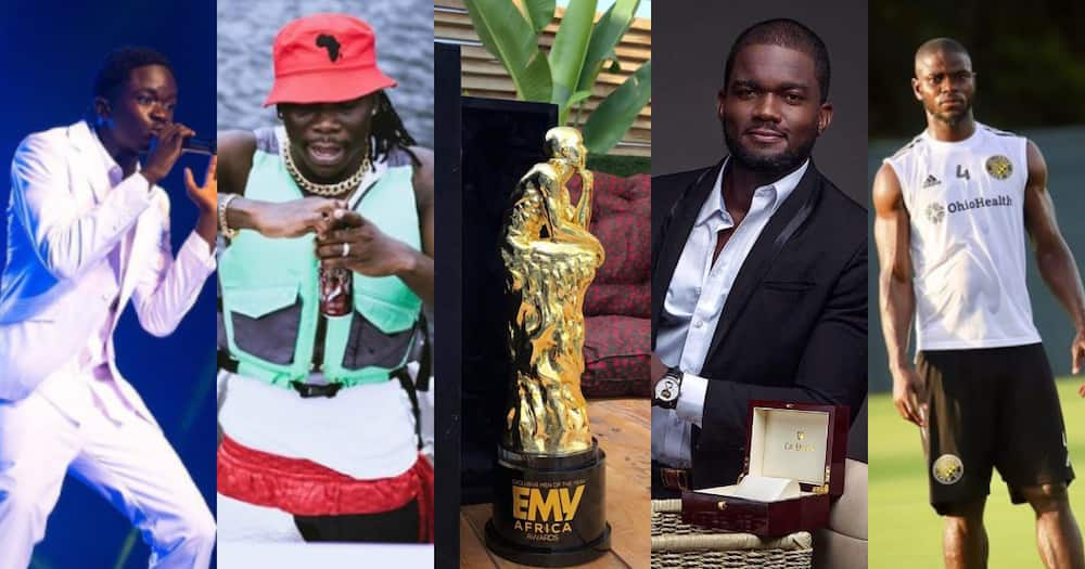 List of nominees for the EMY 2021 awards pop up online; Stonebwoy, others named