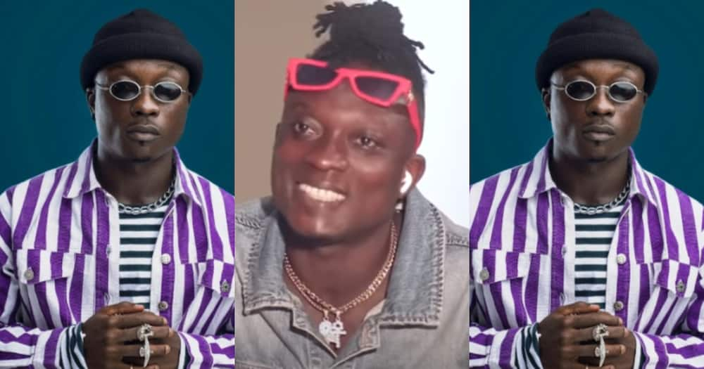 From pallbearer, security man to bagging 7 VGMA nominations: Rapper Kofi Jamar shares grass to grace story