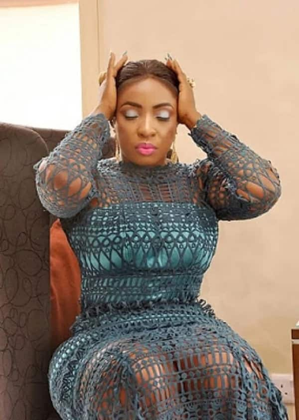 Unless a man can congratulate me for farting, he can go to hell -Nigerian actress