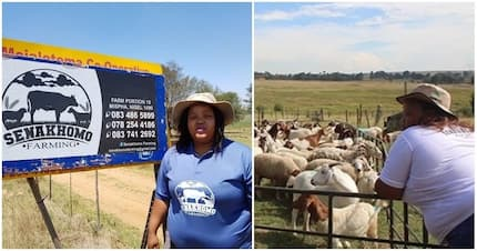 Meet the 26-year-old female farmer that is slaying it in the agriculture industry
