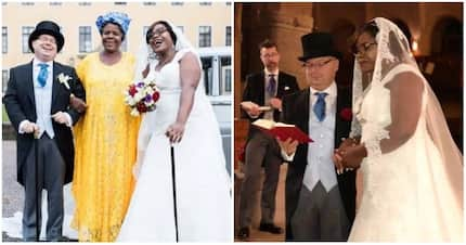 Zimbabwean man undergoes gender reassignment surgery and gets married as a woman