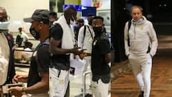World Cup qualifiers: Black Stars touch down in Harare ahead of Zimbabwe clash