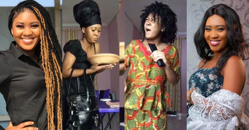 Jackline Mensah: Ghanaian Tik Tok appears on Chinese TV CGTN