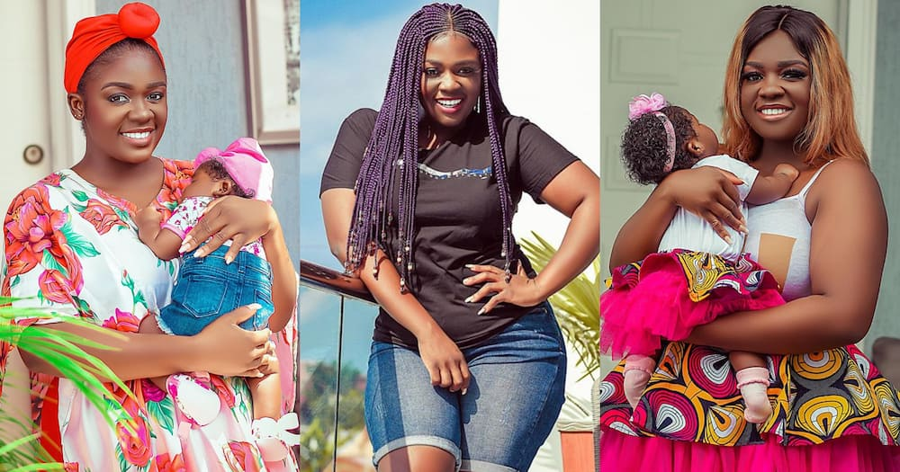 Tracey Boakye spotted going on a boat cruise with her daughter in new video