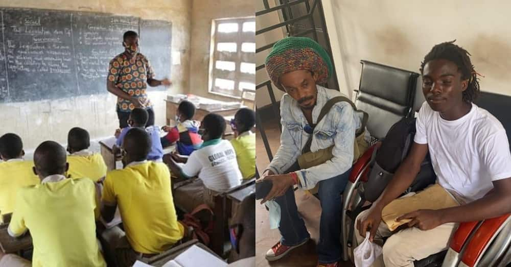 3 Former teachers of Rastafarians speak up; talk about his conduct in JHS