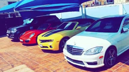 Ghanaian fraud boys and the popular cars they love to drive