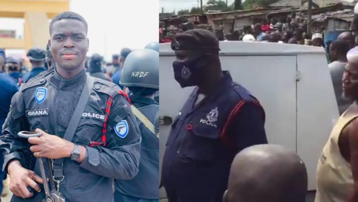 Police arrest 215 suspects including 17 women over Korle-Bu bullion van attack & other robberies in Accra
