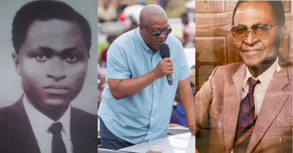 EA Mahama: Meet John Mahama's father who was a minister under Dr Kwame Nkrumah