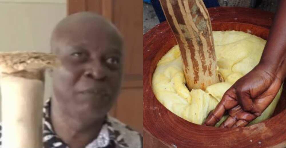 Patterson Bonsu: Ghanaian scientist develops innovative Fufu pounding pestle