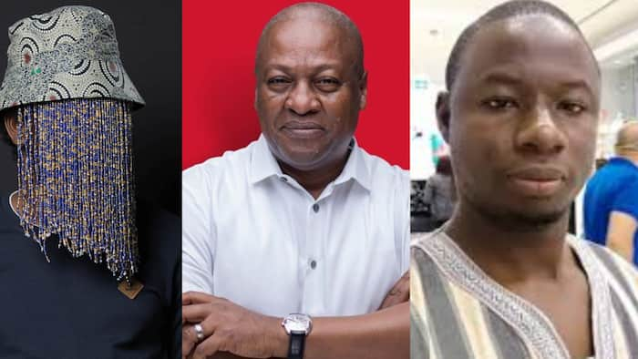 NDC administration will bring Ahmed Hussein-Suale's killers to book - Mahama promises