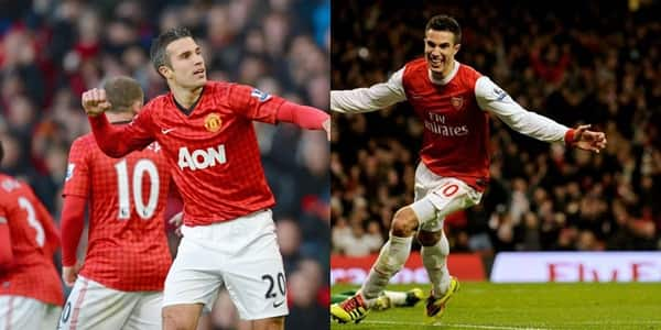 Robin van Persie makes big statement on dumping Arsenal for Man United in 2012