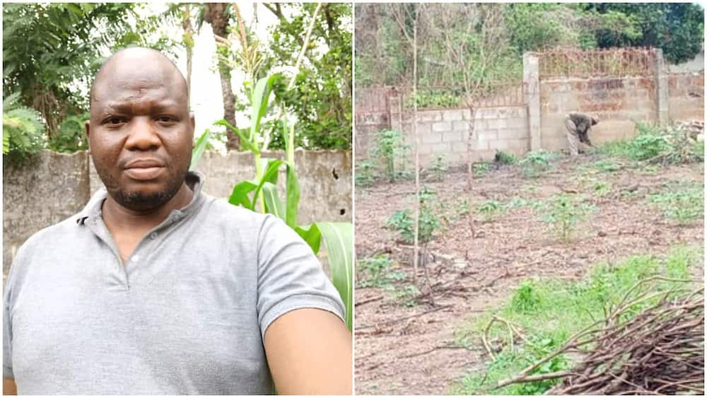 Kind Hausa man protects Yoruba man's property for his child for 30 years, now he's going back to Kano