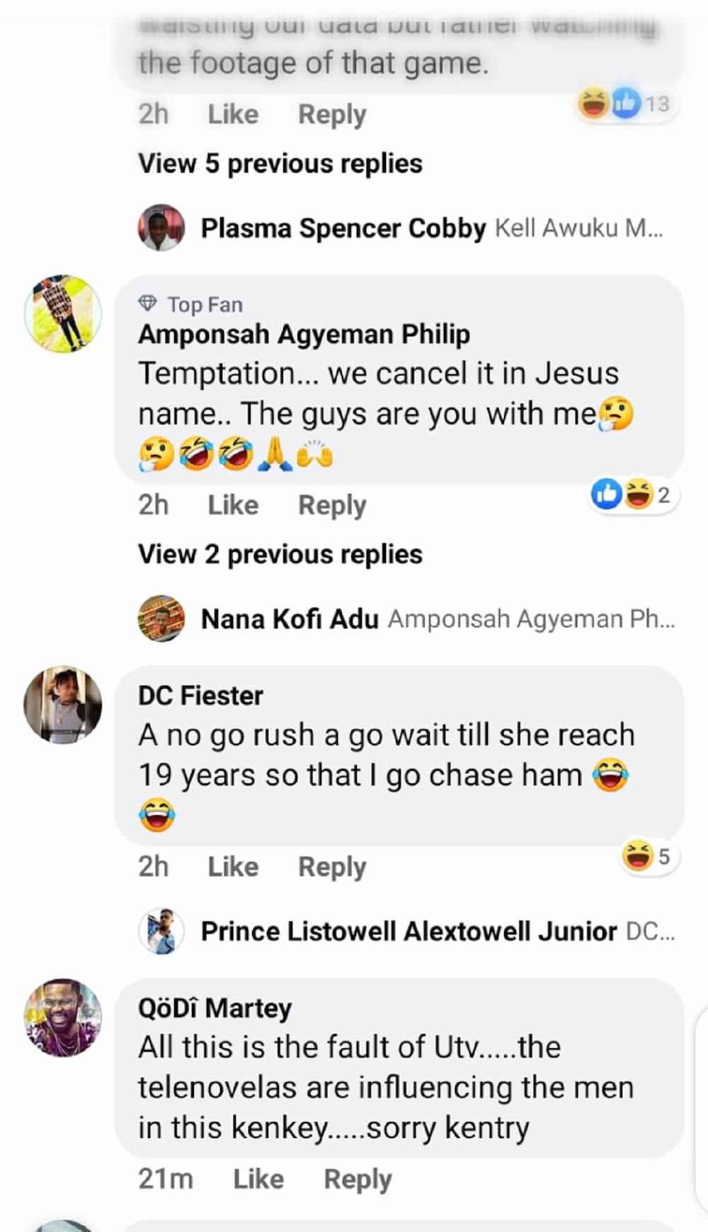 Man 'targets' DJ Switch; says he will wait till she's 19 to chase her (photo)