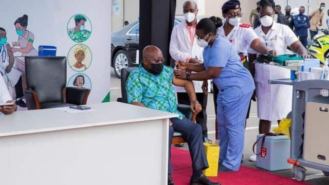 Hassan Ayariga claims President Akufo-Addo took a malaria vaccine on live television