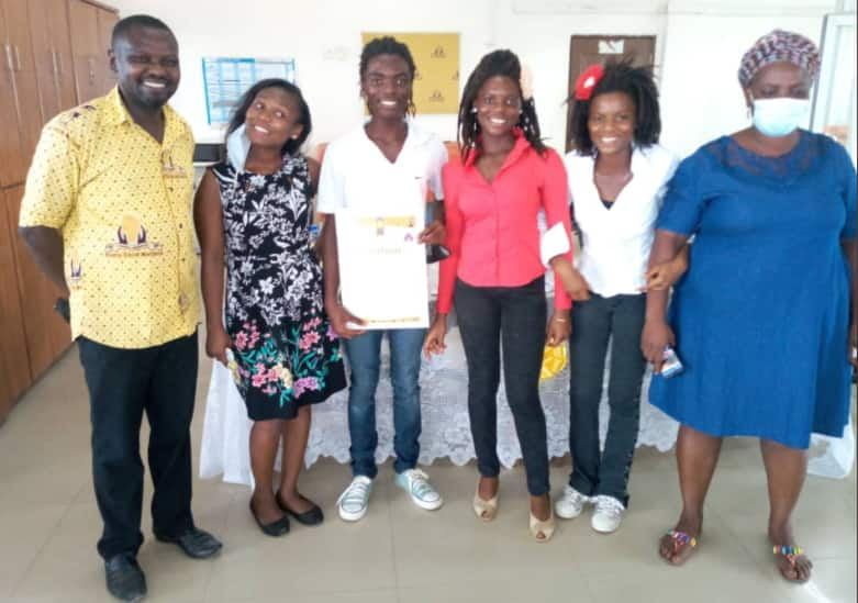 I was awarded the smartest maths and science student - Teen denied admission into Achimota