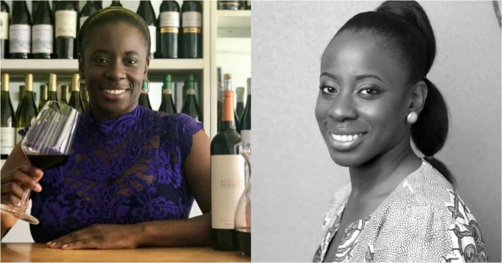 Nadia Takyiwaa-Mensah: Meet the Ghanaian Woman who left UK to Transform Ghana's Wine Industry