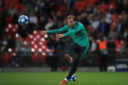 Tottenham striker Harry Kane voted 2018 England player of the year