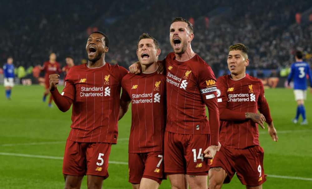 Liverpool are Premier League champion for 2019/20 season