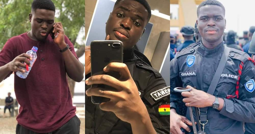 I miss you, please come back - 'Girlfriend' of policeman killed in robbery attack cries (video)