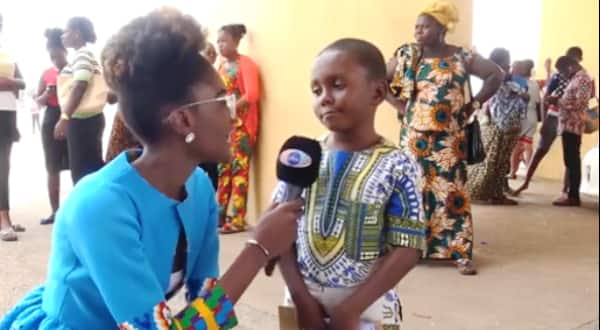 JHS graduate reveals in video how his BECE results landed him in a different region