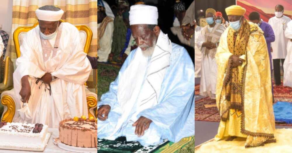 Sheikh Osman Nuhu Sharubutu: National Chief Imam turns 102