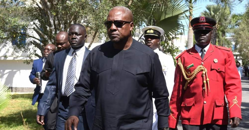 African Union Appoints John Mahama High Representative to Resolve Political Crisis in Somalia