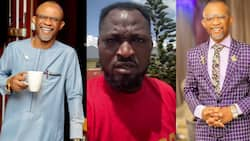 Fadda Dickson shows maturity as he reacts to Funny Face's 'painful' insults