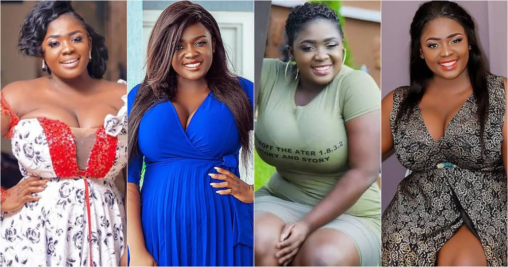 Woman claims Tracey Boakye is 37, Tracey not her real name (video)