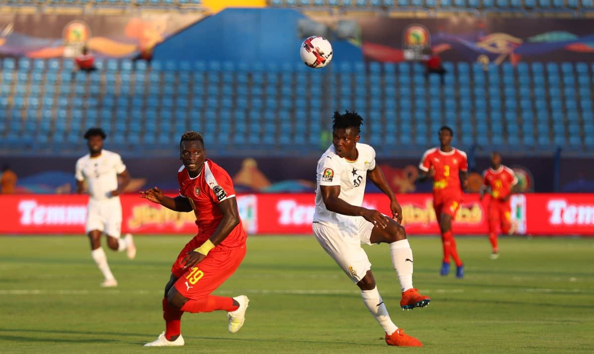 AFCON '19: Ghana defeats Guinea-Bissau to top Group F