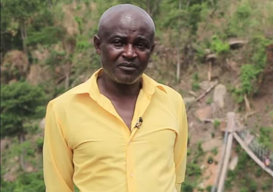 Meet Kenneth Akufo Asare, the man who built all the canopy walkways in Ghana (video)