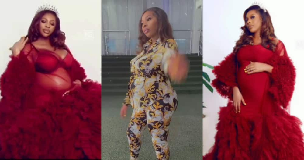 Amanda: Afriyie Acquah's Ex-Wife Gives Birth With Kennedy Agyapong; Video Drops