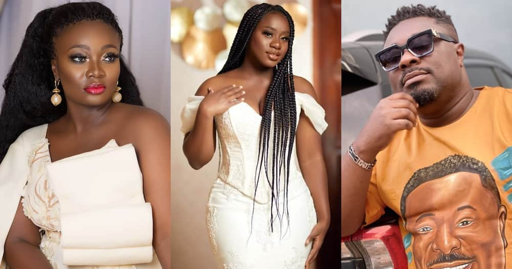 Calista: Stacy And Okyeame Quophi's 1st Daughter Turns 16; Schwar, Becca, Others Celebrate Her (Photos)