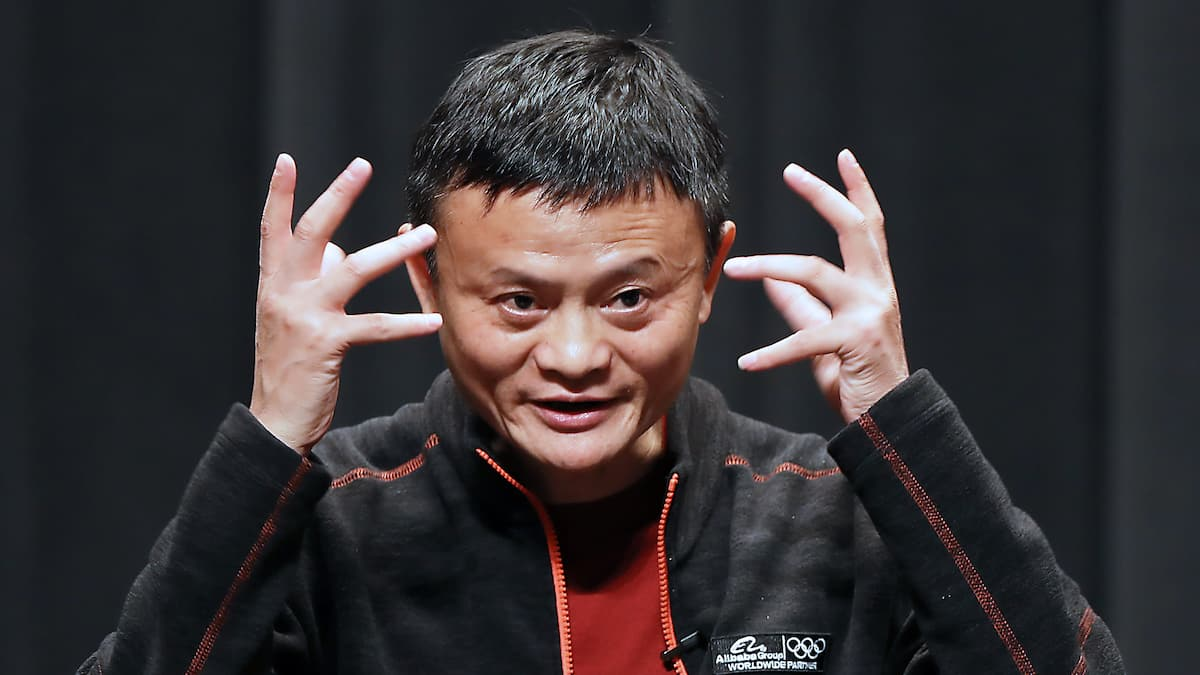 China's richest man, Jack Ma quitting his $420bn company to become a teacher