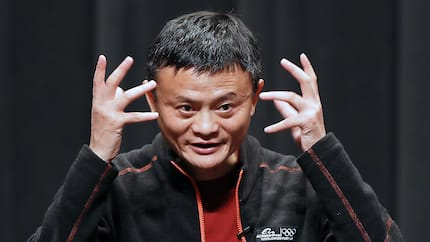 China's richest man Jack Ma quitting his $420bn company to become a teacher