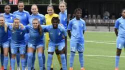 Black Queens midfielder Alice Kusi stars for club in Uefa Champions League qualifier