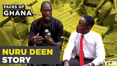 Faces of Ghana: I am Ghana's 'miraculous' xylophone manufacturer! (Video)