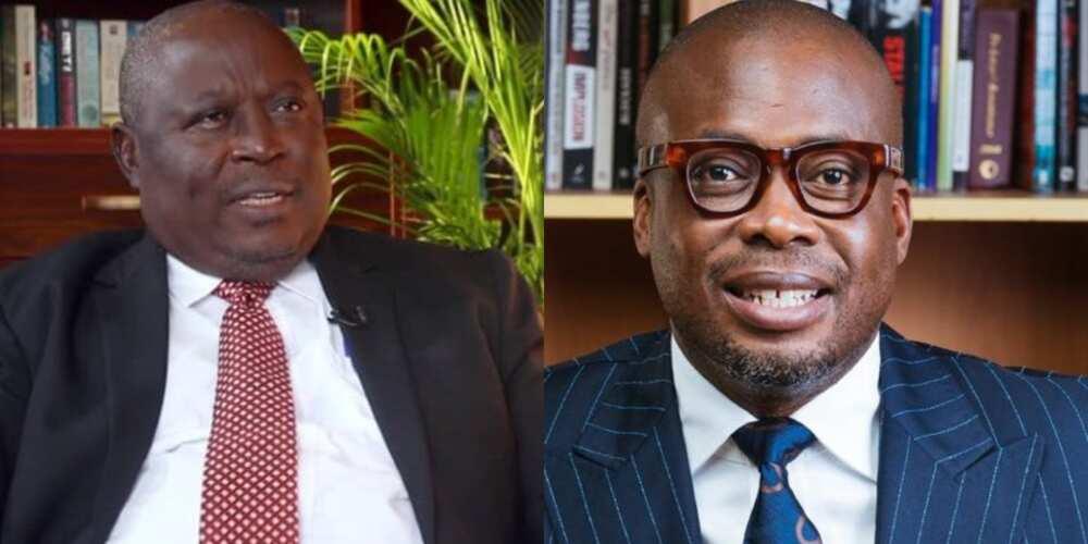 Paul Adom-Otchere shreds Martin Amidu; advises him to grab DSTV and watch Man U play