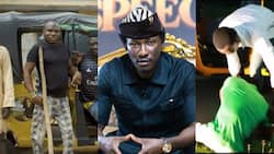 Nana Cheddar turns One Leg man into CEO; buys him 1st tricycle, he now employs others in video