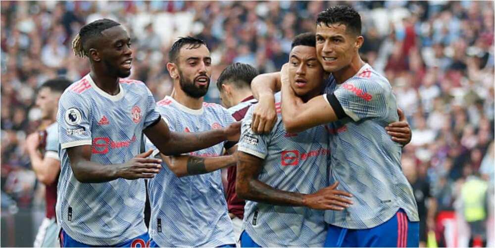 West Ham Vs Man United: Ronaldo, Lingard Score As Red Devils Win 2-1