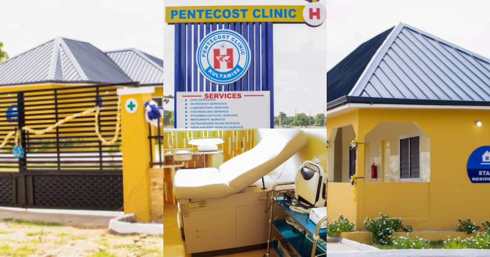 U/R: The Church of Pentecost builds state-of-the-art clinic worth GHc850k in Kultamise