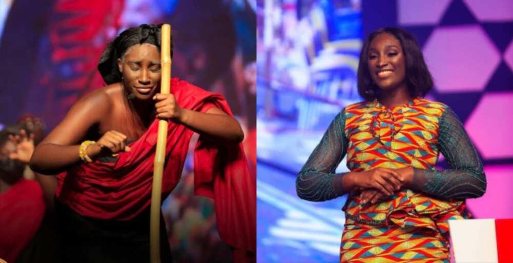 Benedicta Akua Sarfoa Asamoah: Meet Ashanti Region's GMB Contestant who is Leading in Total Nominations so far