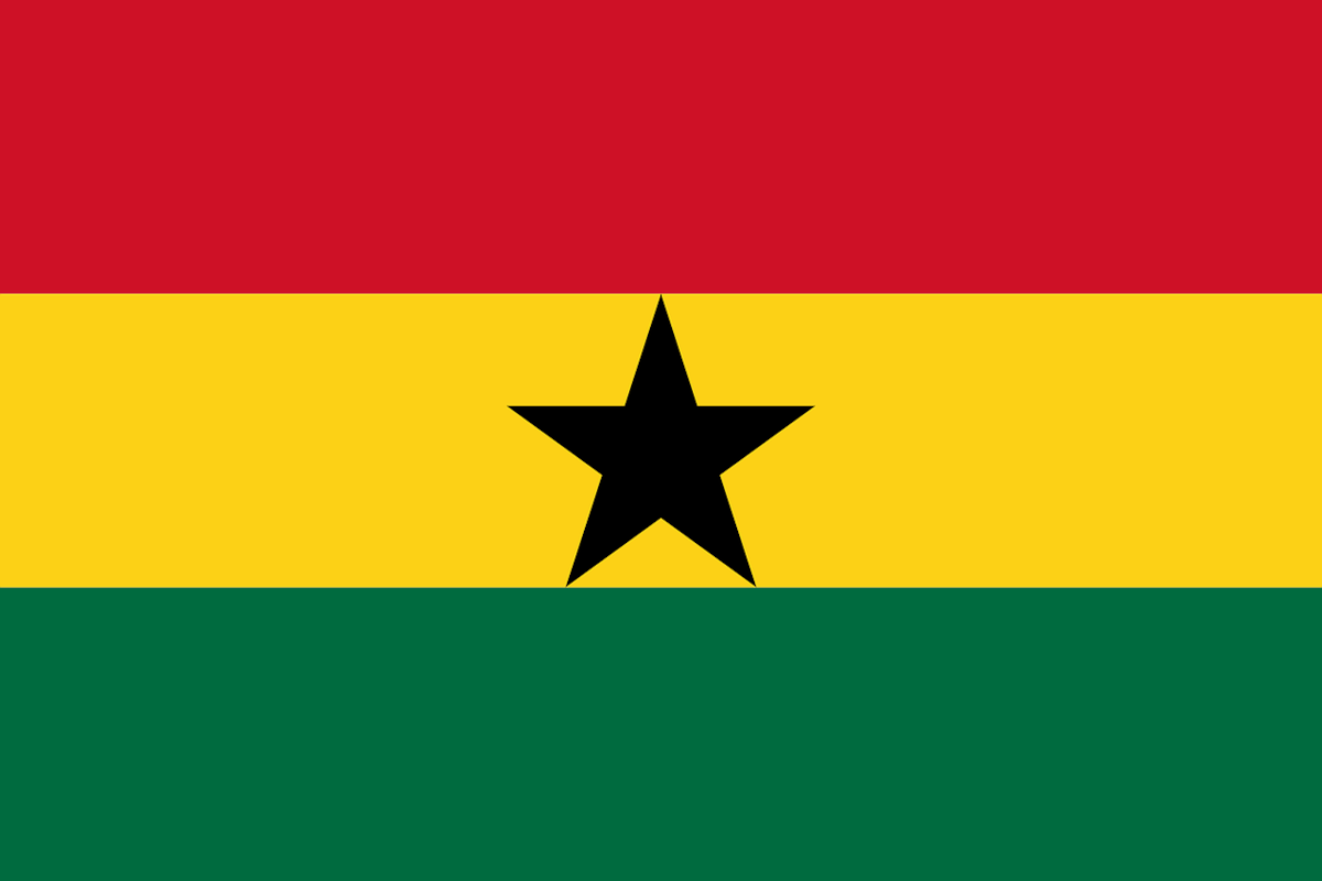 Ghana is position 4 in Africa by 2019 Global Peace Index