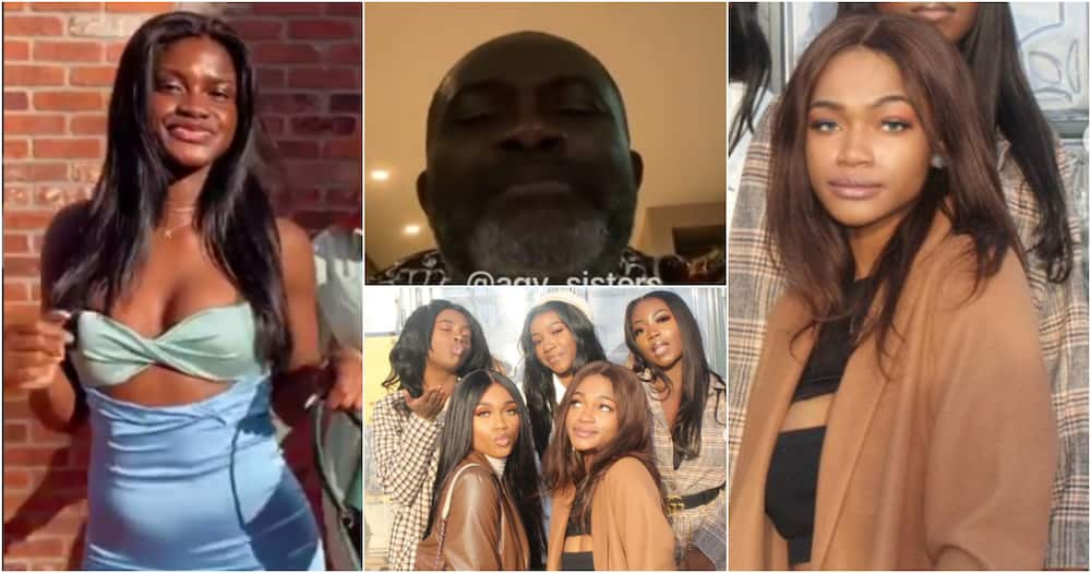Ken Agyapong and family celebrate his beautiful daughter in video to mark her 24th b'day